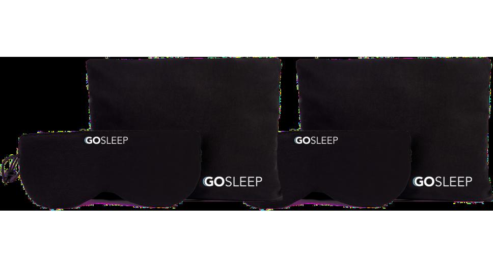 GOSLEEP® Travel System Jet Black 2